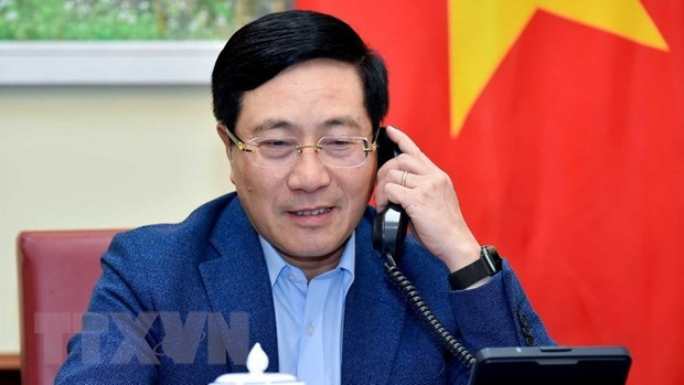 Vietnam, New Zealand look to beef up cooperation hinh anh 1