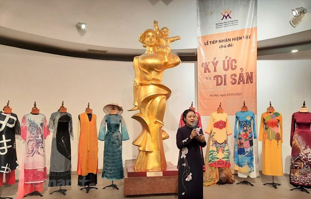 Ao dai needs official heritage recognition hinh anh 2