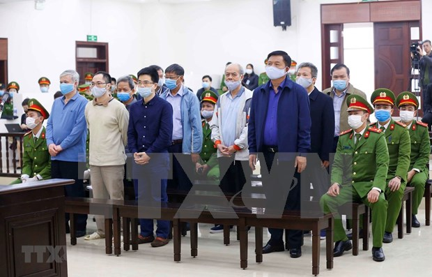 Ethanol Phu Tho case: former PetroVietnam executive faces up to 13 years in jail hinh anh 1