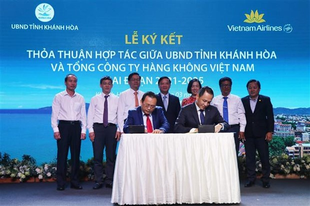 Khanh Hoa targets 5 million visitors in 2021 hinh anh 1