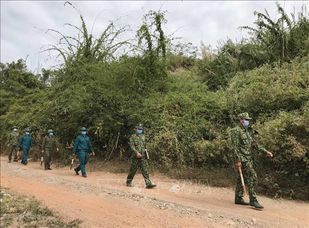 Vietnam intensifying border surveillance to prevent illegal entry, exit: Spokesperson hinh anh 1