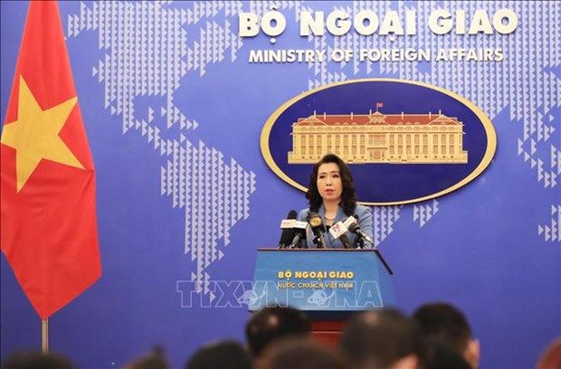 Vietnam takes ensuring safety for foreigners seriously: Spokesperson hinh anh 1