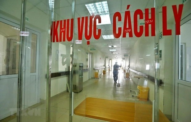No domestic infections reported on March 11 hinh anh 1