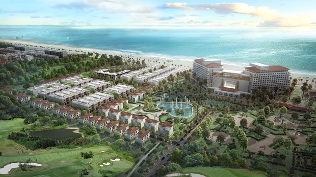 FLC to launch close to 20 realty projects in 2021 hinh anh 1