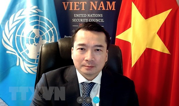 Vietnam supports UN-OSCE cooperation in handling common challenges hinh anh 1
