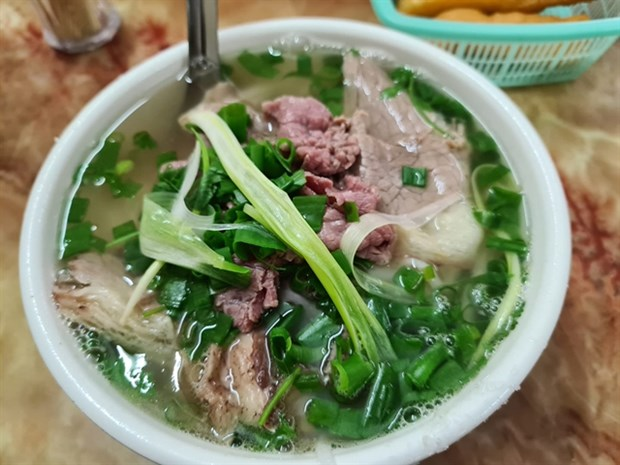 Pho ranks 2nd of world's 20 best soups by CNN hinh anh 1