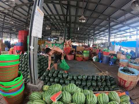 Wholesale markets see a drop in waste hinh anh 1