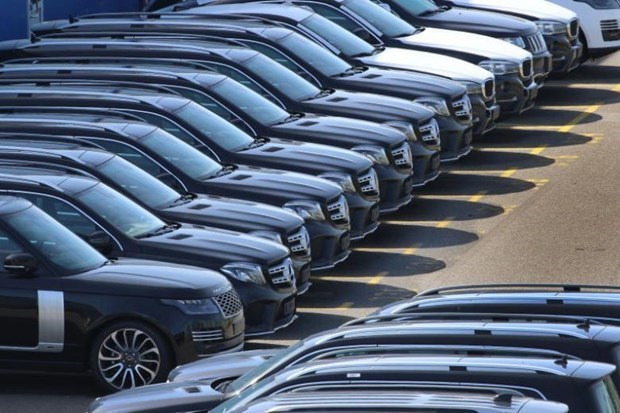 Automobile sales drop 22 percent in February hinh anh 1