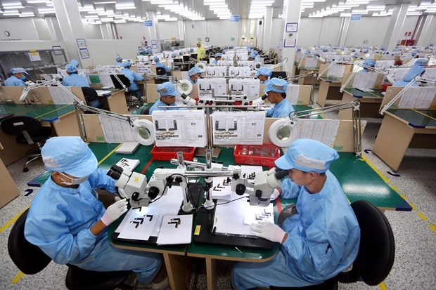 International organizations forecast strong growth for Vietnam in 2021 hinh anh 1