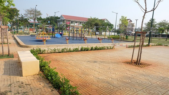 Ho Chi Minh City to add more public parks hinh anh 1