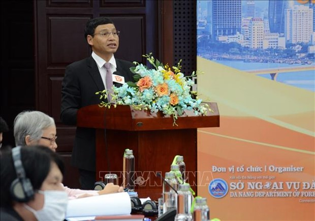 Da Nang to step up economic diplomacy over next five years hinh anh 1