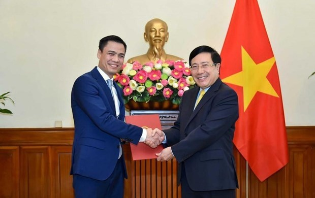PM appoints new Deputy Foreign Minister hinh anh 1