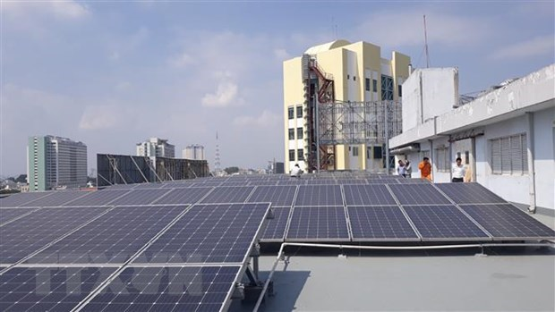 Rooftop solar power to have new price mechanism this month hinh anh 1
