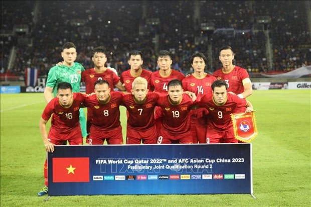 Vietnam to play World Cup qualifiers in UAE hinh anh 1