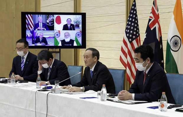 Japanese PM proposes more cooperation between Quad and ASEAN countries hinh anh 1