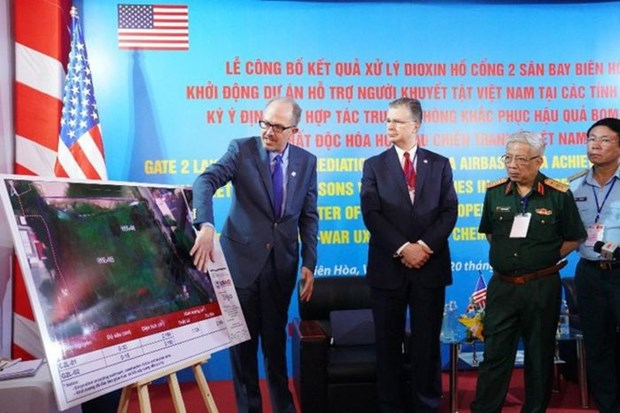 Vietnamese firm selected as prime contractor for Bien Hoa Airbase dioxin remediation project hinh anh 2