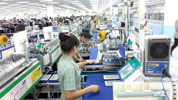 Electronics leads HCM City industrial revival hinh anh 1