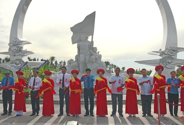 Gac Ma soldiers in the heart of Vietnamese people hinh anh 2