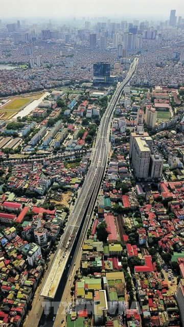 Transport infrastructure development sound solution for Hanoi's urban planning hinh anh 1