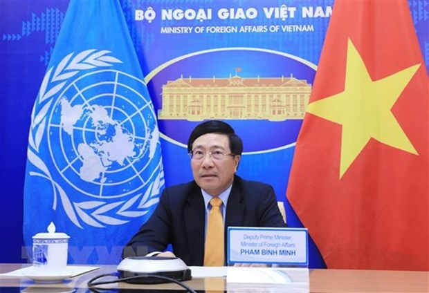 Vietnam stands for election to UNHRC in 2023-2025 tenure hinh anh 1