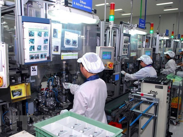Vietnam speeds up development of supporting industries hinh anh 2