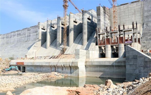 Irrigation project to help ease drought in Ninh Thuan hinh anh 1