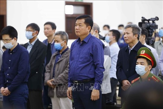 Ethanol Phu Tho case: former PetroVietnam executive sentenced to 11 years in prison hinh anh 1