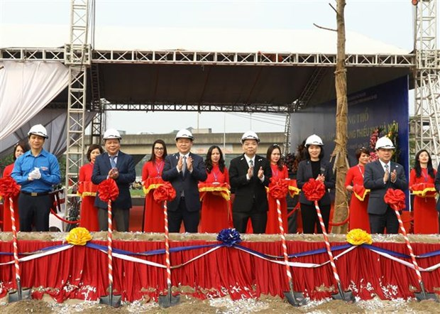 Hanoi kicks off construction of second children's palace hinh anh 1