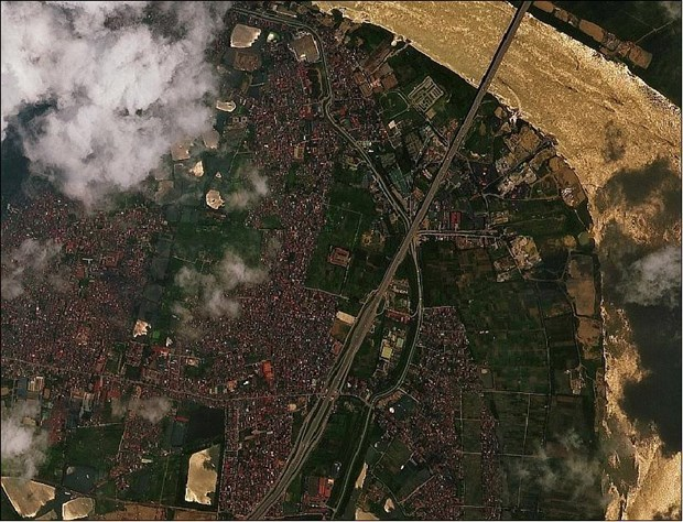 Satellite images provide clear picture of greenhouse gas emissions hinh anh 2