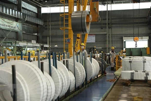 EC reviews possible extension of steel safeguard measure hinh anh 1