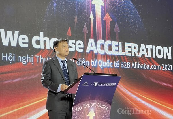 Vietrade, Alibaba.com partner to help firms with online export hinh anh 2