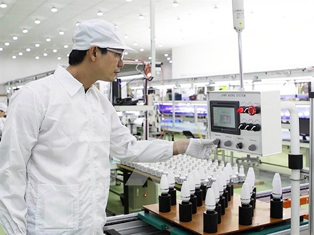 Electronics helps HCM City become leading production centre hinh anh 1