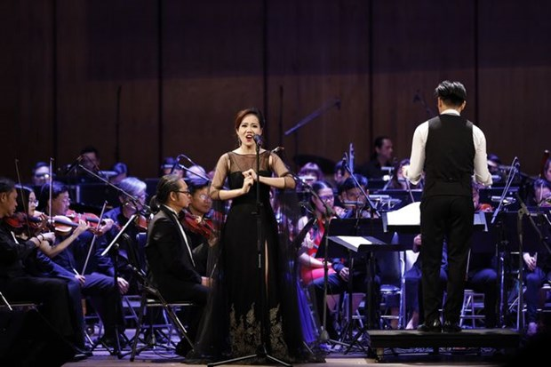 Night of French operas to be held in Ho Chi Minh City hinh anh 1