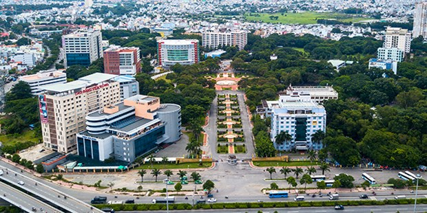 Quang Trung software park to be model of digital transformation hinh anh 1