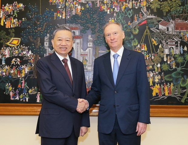 Vietnam, Russia bolster human security cooperation amid COVID-19 hinh anh 1