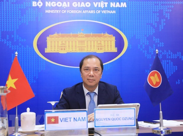 33rd ASEAN-Australia Forum opens hinh anh 1