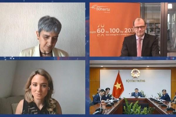 Vietnam attends seventh Berlin Energy Transition Dialogue hinh anh 1