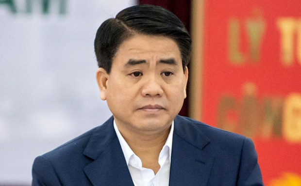 Former Hanoi mayor faces new charge hinh anh 1