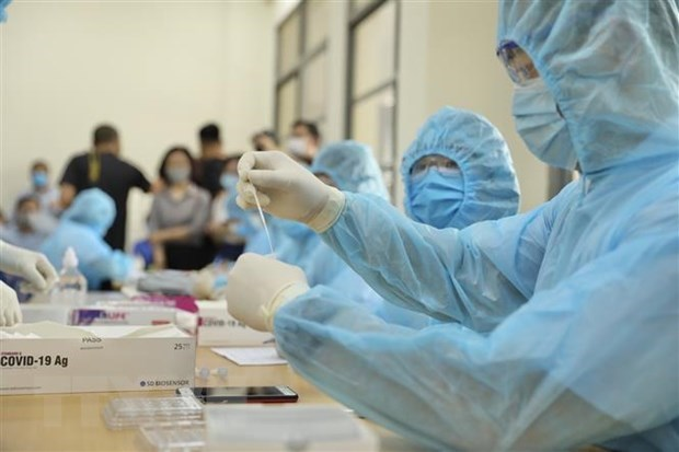 Vietnam reports seven new COVID-19 cases on March 17 afternoon hinh anh 1