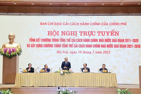 Administrative reform saves 6.3 trillion VND each year hinh anh 1