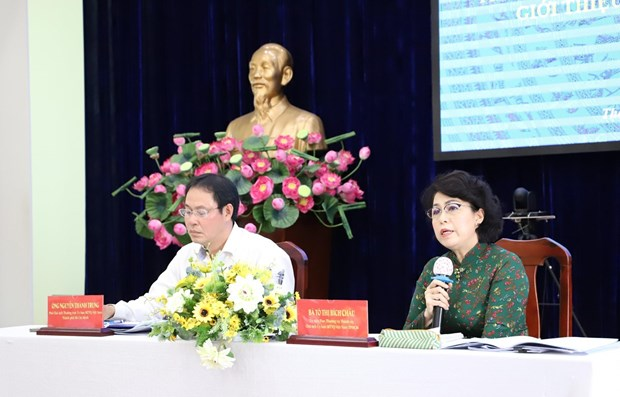 HCM City holds 2nd consultative conference for nominations of NA candidates hinh anh 1