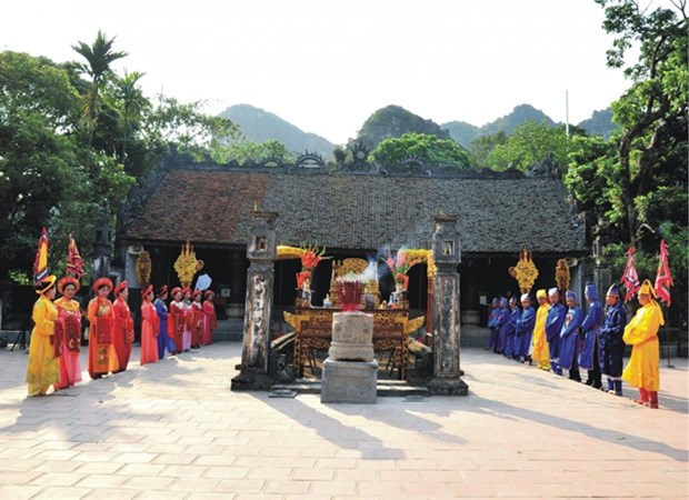 Opening ceremony and festivities of Hoa Lu Festival to be halted hinh anh 1