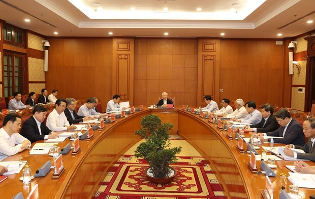 More cases put under supervision of central anti-corruption steering committee hinh anh 2
