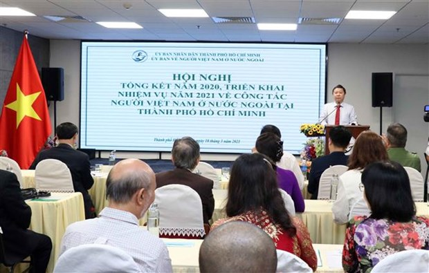 HCM City posts solid performance in overseas Vietnamese affairs hinh anh 1