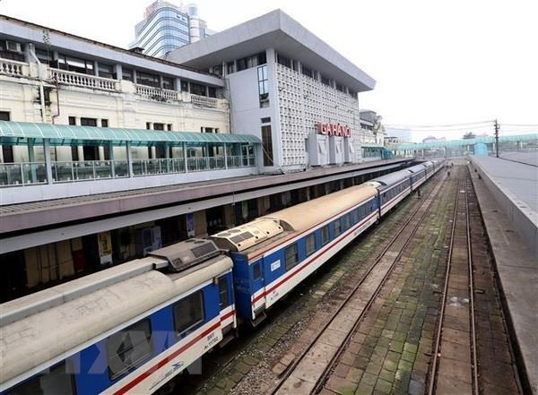 Proposals released on investment in North-South high-speed railway's two sections hinh anh 1