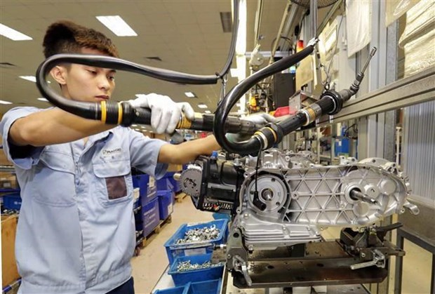 Supporting industry firms anticipate high 2021 growth hinh anh 1
