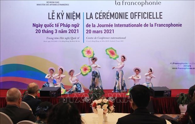 International Francophonie Day marked in Hanoi hinh anh 1