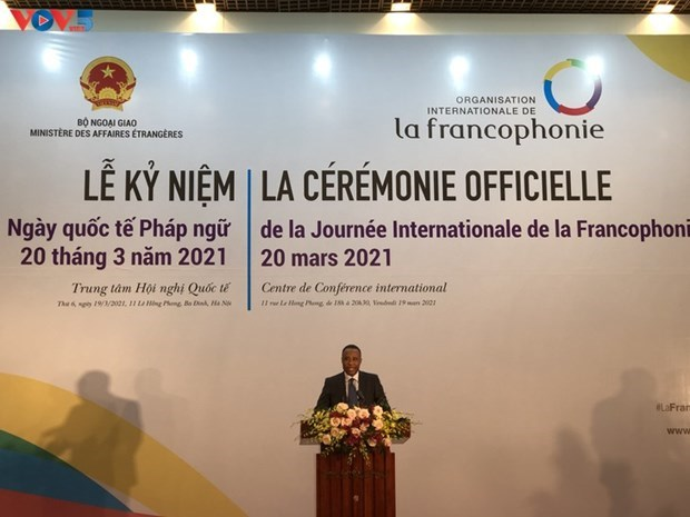 International Francophonie Day marked in Hanoi hinh anh 3