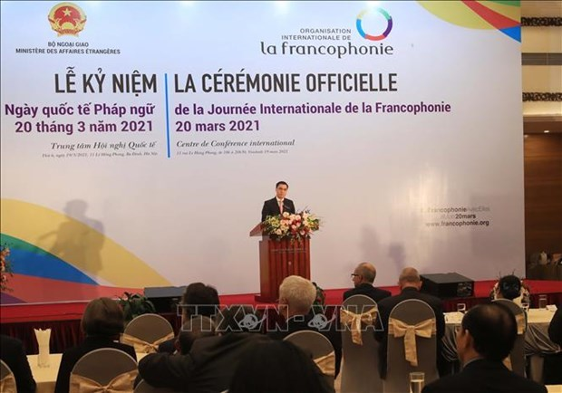 International Francophonie Day marked in Hanoi hinh anh 2