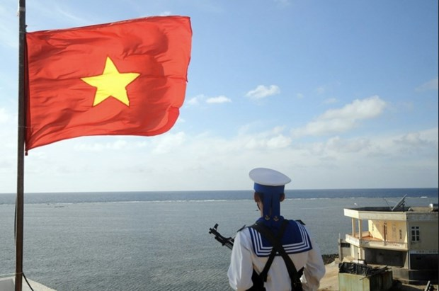Organisations, agencies in Hanoi donate 12 billion VND to fund for sea, islands hinh anh 1